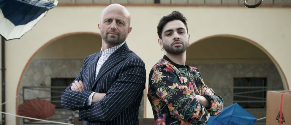 Luca Abete e Patrizio Santo 1 low