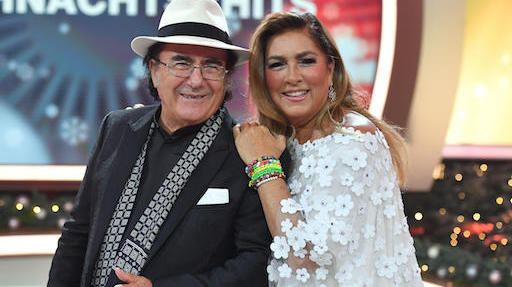 Albano Carrisi, Al BANO (ITA) and Romina POWER, The most beautiful Weiishertshits with Carmen Nebel, ZDF benefit gala on 05.12.2018, TV show, music show, entertainment. | usage worldwide (FrankHoermann/SVEN SIMON / IPA/Fotogramma, Munich - 2018-12-05) p.s. la foto e' utilizzabile nel rispetto del contesto in cui e' stata scattata, e senza intento diffamatorio del decoro delle persone rappresentate