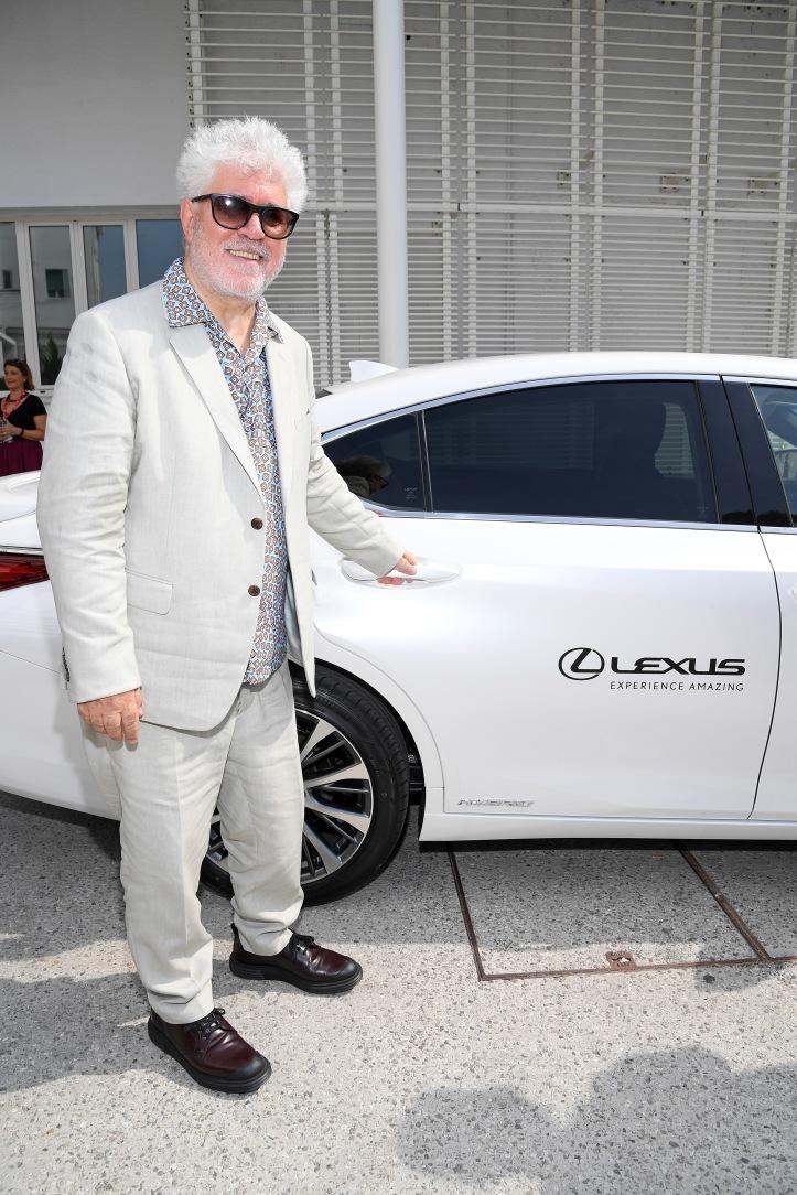 Lexus at The 76th Venice Film Festival - Day 2