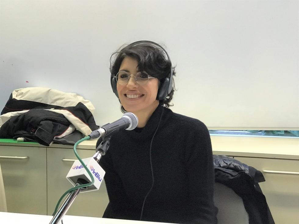 Giorgia a inBlu Radio (3)